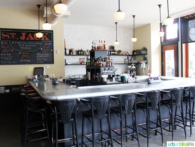 Portland French restaurant: St Jack
