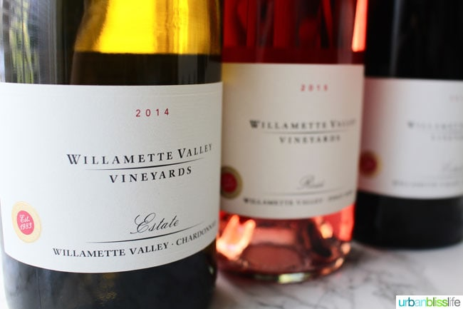 Willamette Valley Vineyards 2014 Estate Chardonnay