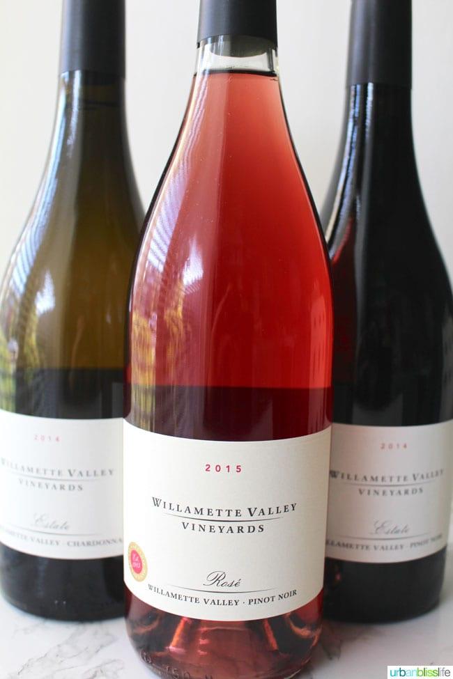 Willamette Valley Vineyards 2015 Estate Rosé of Pinot Noir