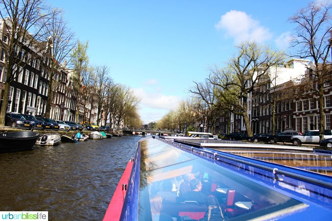 48 Hours in Amsterdam on UrbanBlissLife.com