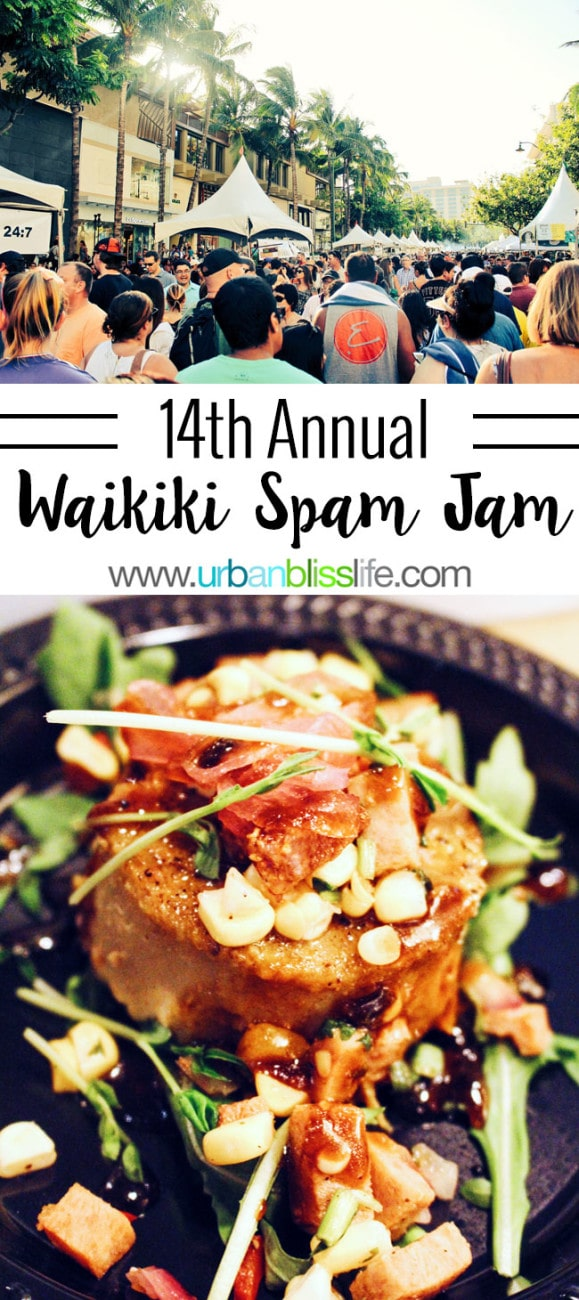 Food + Travel Bliss: 14th Annual Waikiki SPAM Jam