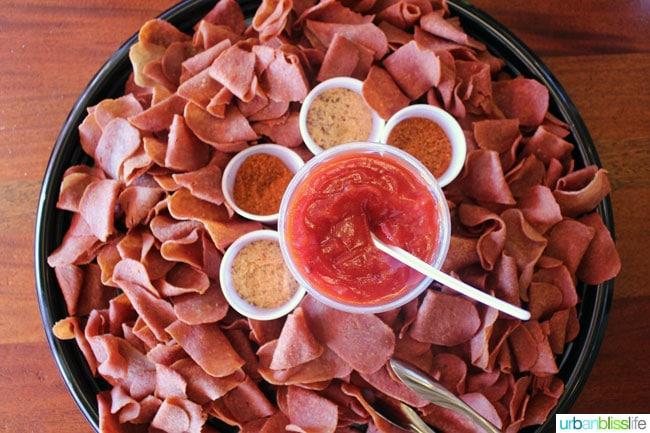 2016 Waikiki Spam Jam: Spam Chips
