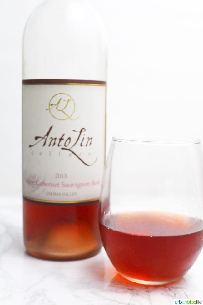 National Drink Rosé Day pick: Antolin Cellars Rose