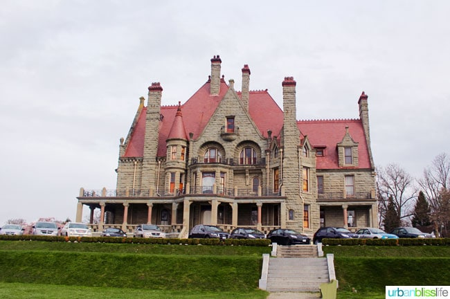 Family-friendly Things to Do in Victoria BC Canada: Craigdarroch Castle on UrbanBlissLife.com