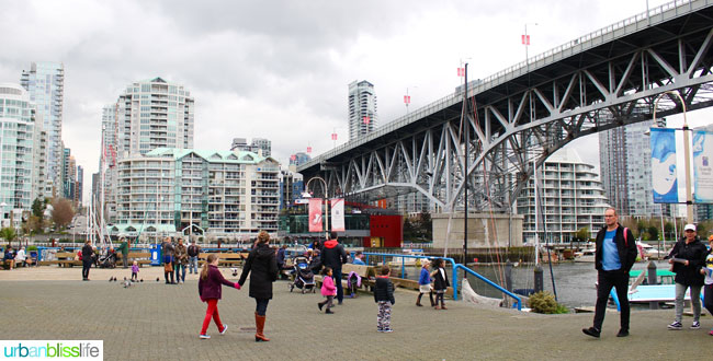 Travel to Vancouver BC: What to Do in Granville Island Market, on UrbanBlissLife.com
