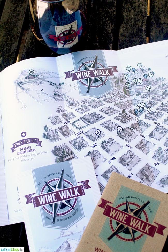 McMinnville Wine Walk Oregon UrbanBlissLife.com