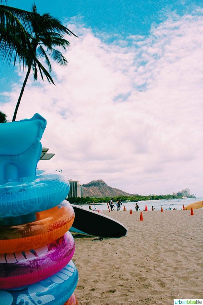 Waikiki Honolulu Oahu