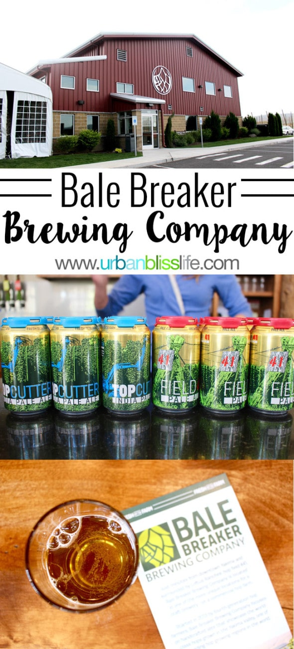 TRAVEL + BEER BLISS: Bale Breaker Brewery