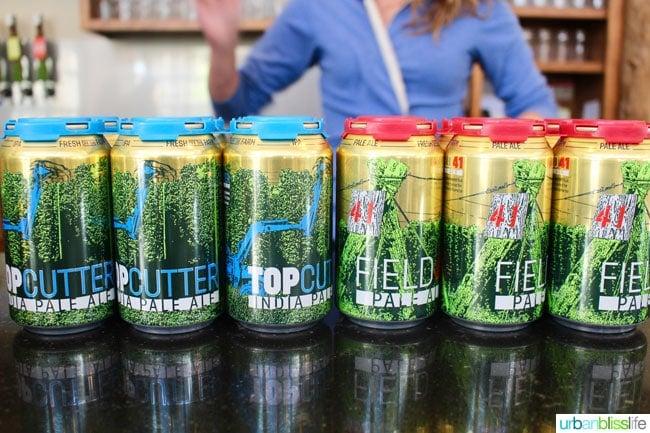 Bale Breaker Brewery IPA: Yakima Breweries