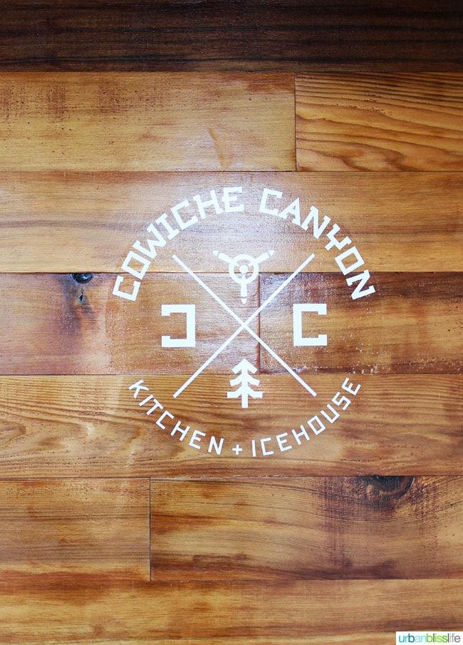 Cowiche Canyon Restaurant logo