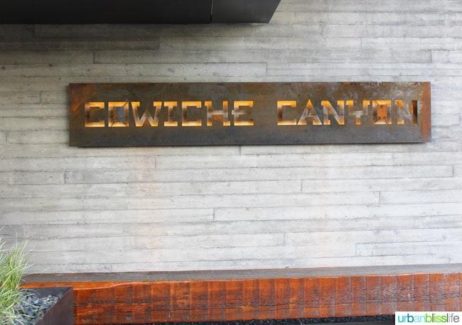 Cowiche Canyon Restaurant in Yakima