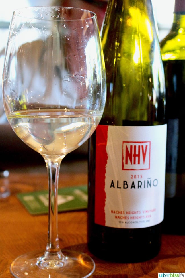 Cowiche Canyon Washington Wine list