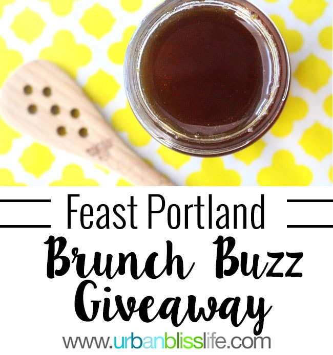 Feast Portland + National Honey Board = Sweet Collab + Giveaway!
