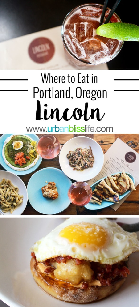 FOOD BLISS: Lincoln Restaurant Happy Hour in Portland, Oregon