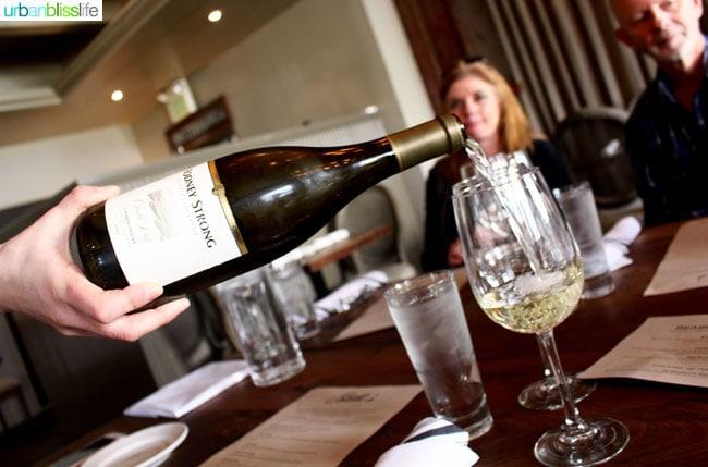 Catelli's restaurant in Healdsburg, California wine country, restaurant review on UrbanBlissLife.com