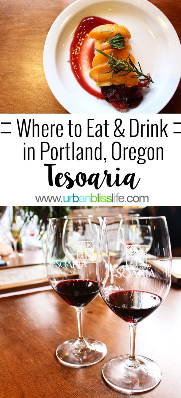 Wine + Food Bliss: TeSóAria Vegan Food + Wine Pairings