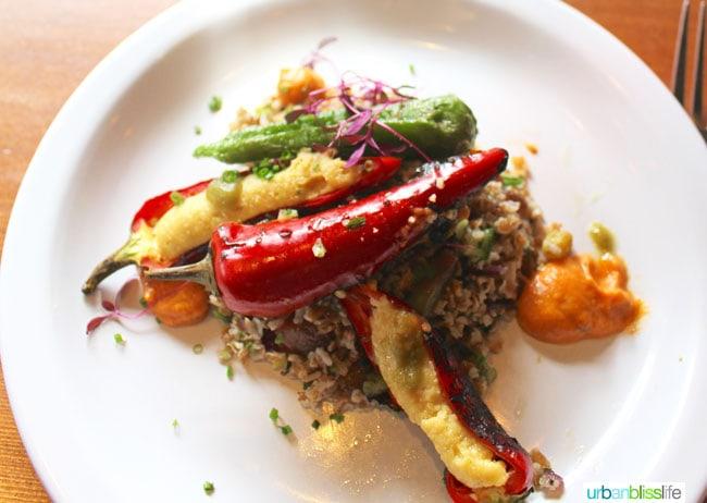 Tesoaria Vegan Brunch on UrbanBlissLife.com