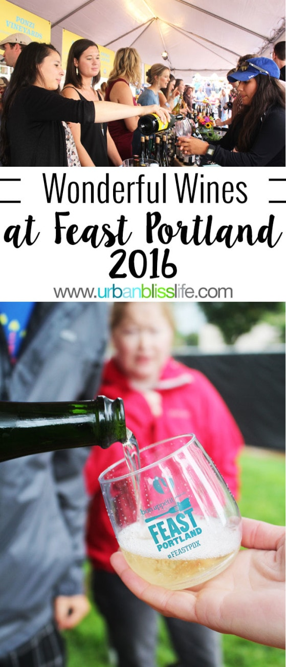 WINE BLISS: Cheers to Feast Portland!