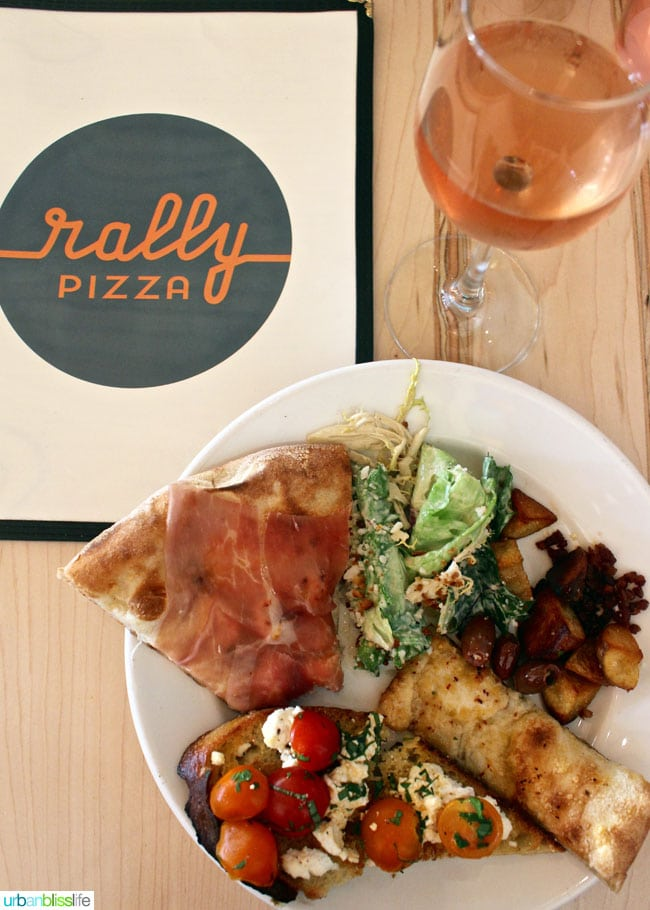 best pizza in vancouver wa: Rally Pizza