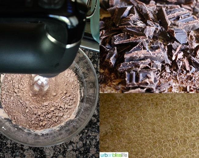 salted chocolate caramel bars #OXOGoodCookies, recipe on UrbanBlissLife.com