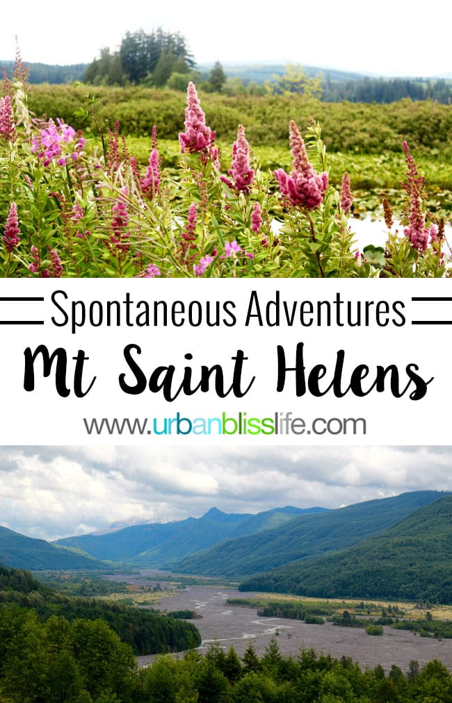 Spontaneous Adventure to Mount Saint Helens, travel bliss on UrbanBlissLife.com
