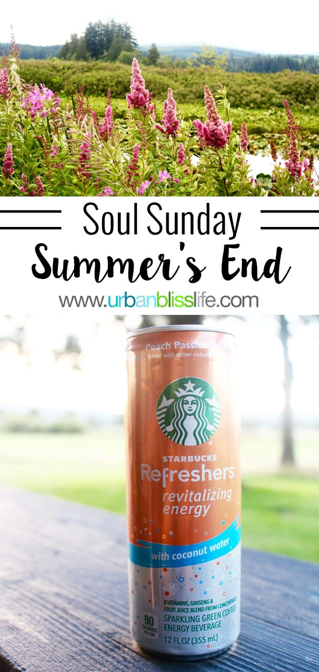 Summer's End on UrbanBlissLife.com