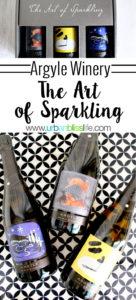 Argyle Winery Art of Sparkling wines on UrbanBlissLife.com