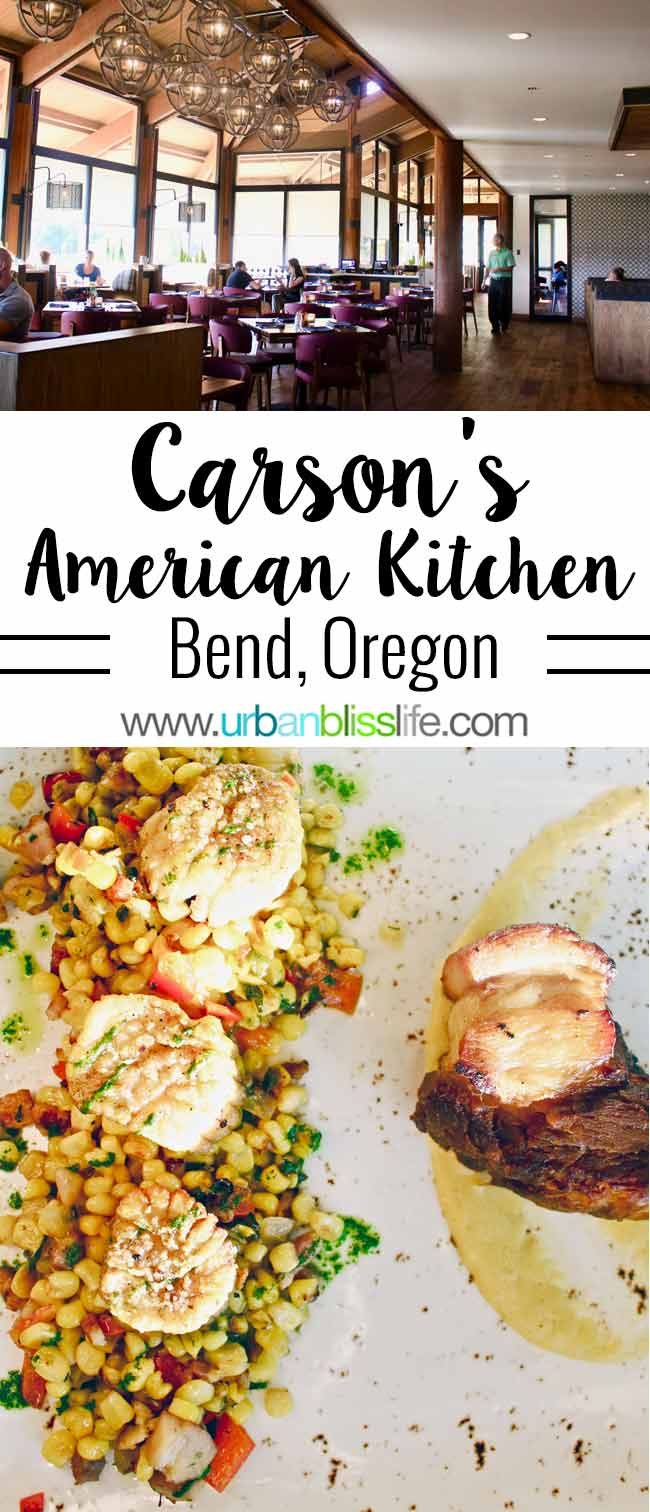 Carson 39 s american kitchen family friendly restaurant for Primal kitchen south bend
