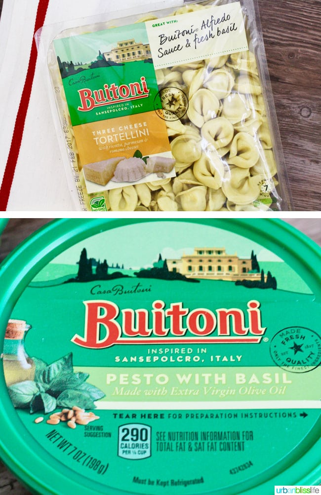 Buitoni Pasta on UrbanBlissLife.com
