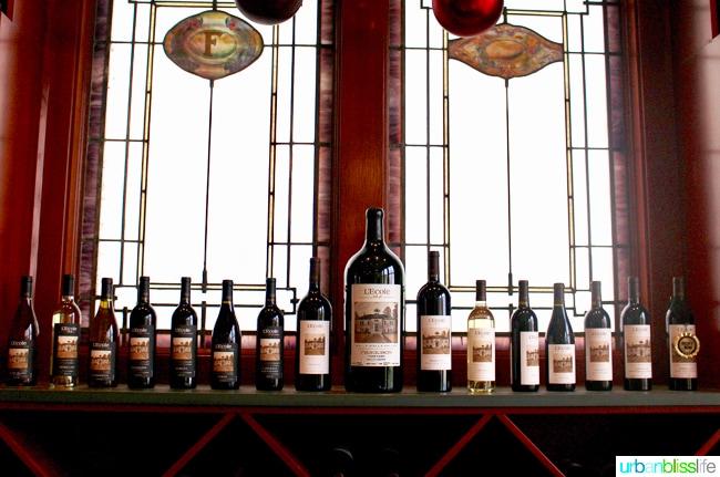 Walla Walla Wineries - L'Ecole Winery