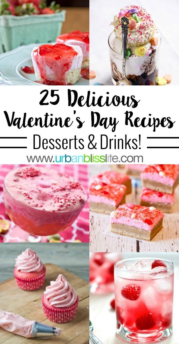 25 Best Valentine's Day Desserts and Drinks