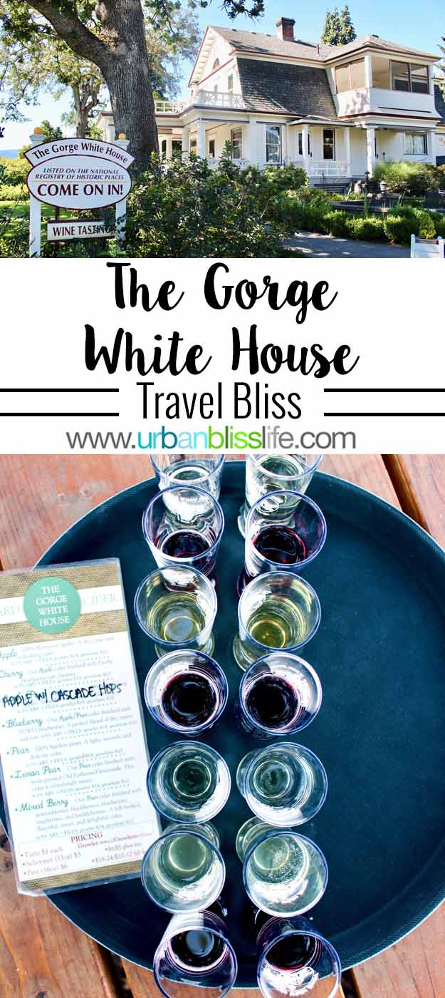 Gorge White House in Hood River