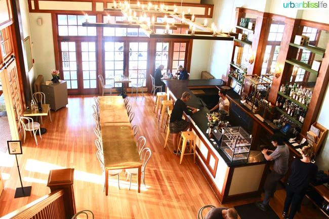 Broder Ost restaurant in Hood River, Oregon