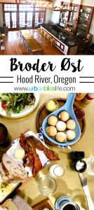 Broder Øst restaurant in Hood River, Oregon. Review on UrbanBlissLife.com