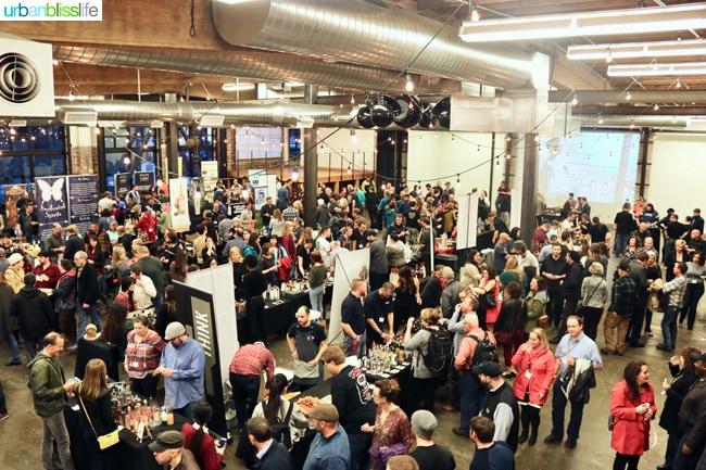 TOAST 2017 artisan spirits event in Portland, Oregon on UrbanBlissLife.com