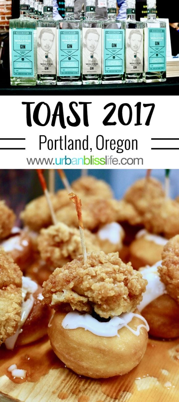 TOAST 2017 Artisan Spirits Tasting Event