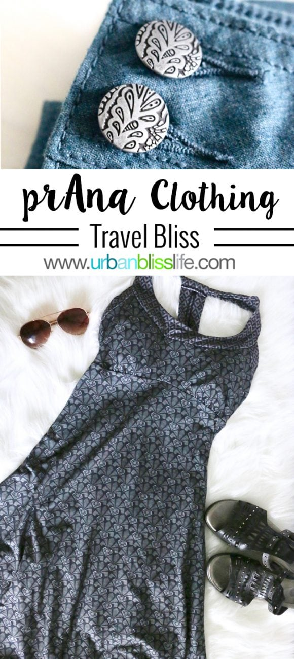 Travel Bliss: prAna Clothing
