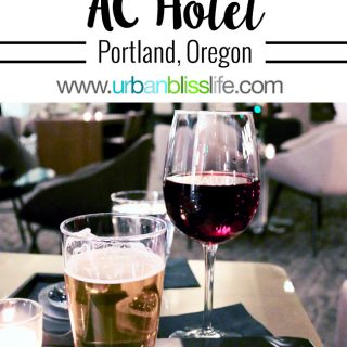 AC Hotel Portland Downtown Hotel review on UrbanBlissLife.com