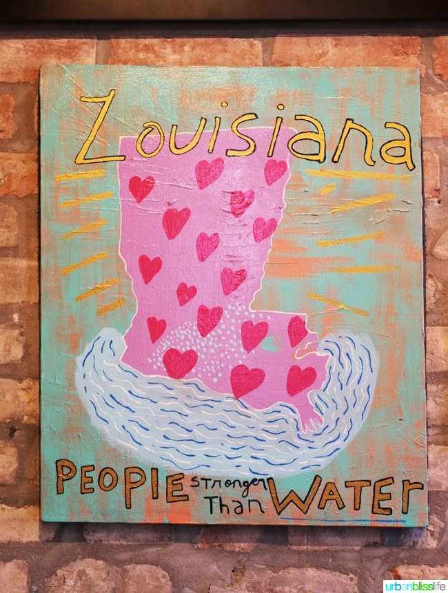 Magazine Street Adventures: shopping, eating, and drinking in New Orleans, Louisiana, on UrbanBlissLife.com