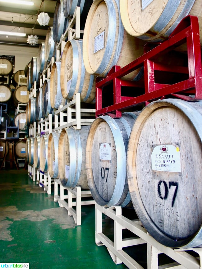J-Scott-Winery-Barrels