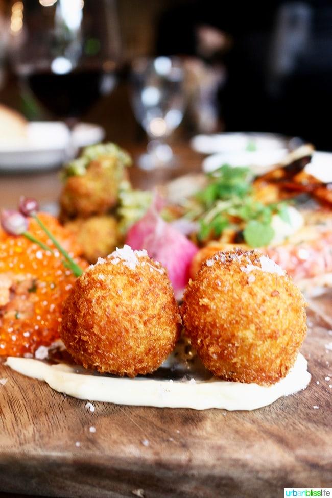 fried cod balls