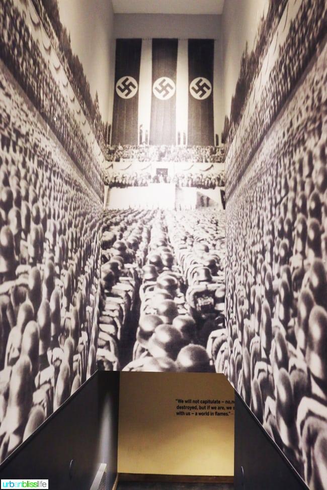 nazi museum exhibit