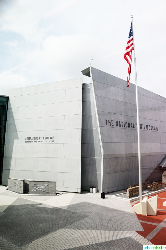 National world war ii museum new orleans louisiana for Best museums in new orleans