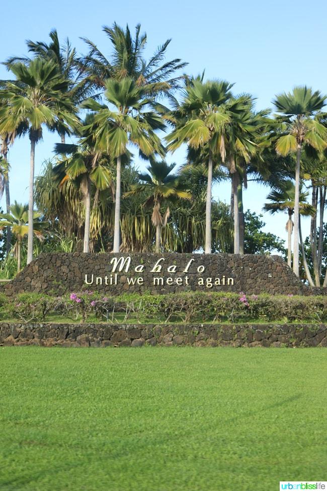 Kauai Hawaii UrbanBlissLife.com