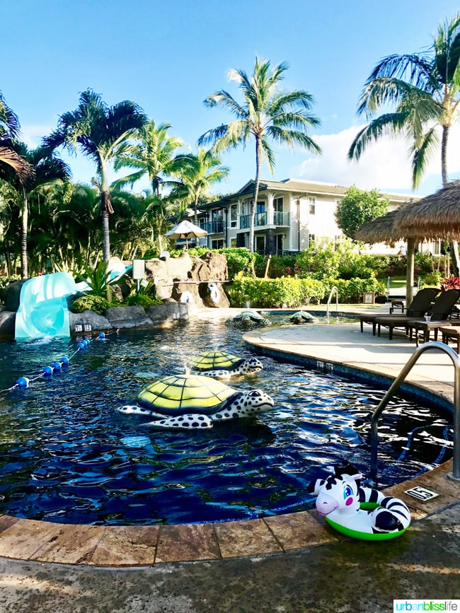 Pool at Kauai Westin Princeville Ocean Resort Villas