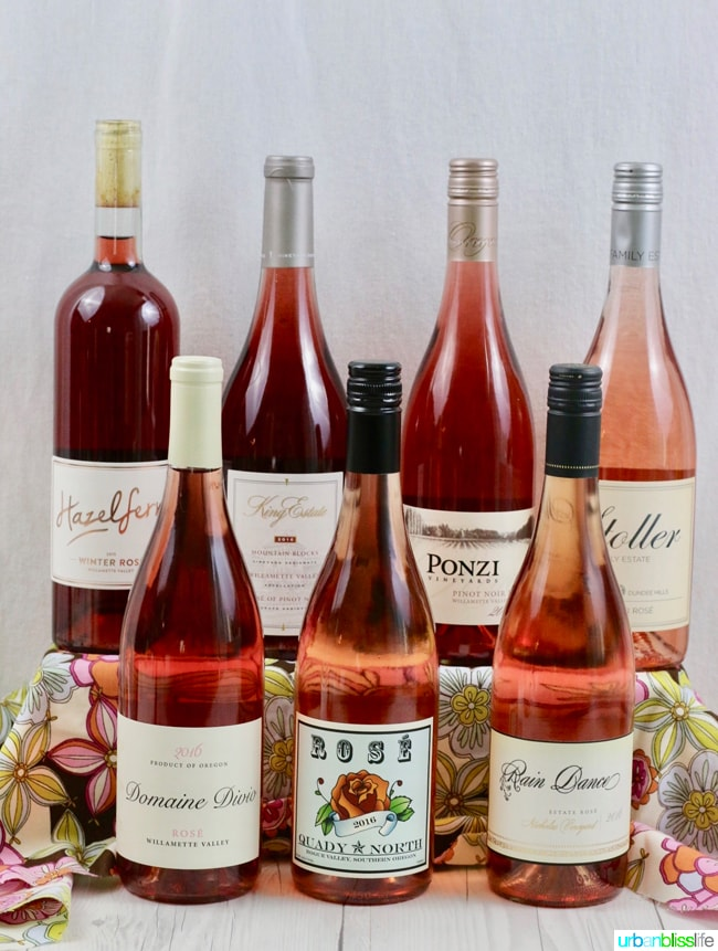 Wine Bliss: A Dozen Rosés for National Rosé Day