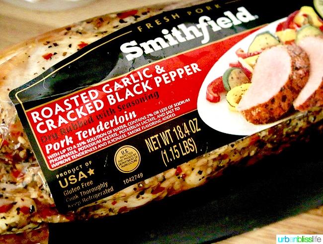 smithfield roasted garlic tenderloin