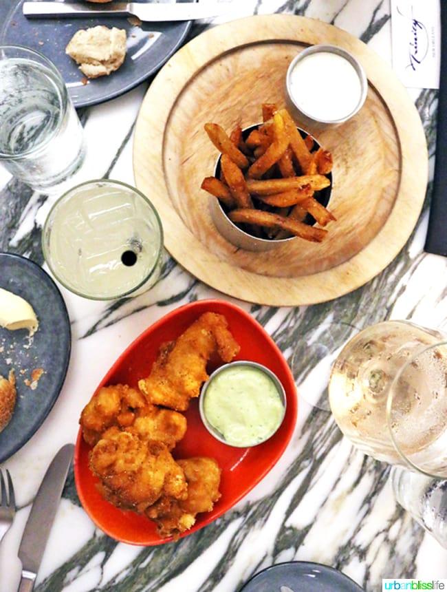Trinity Restaurant New Orleans restaurant review on UrbanBlissLife.com