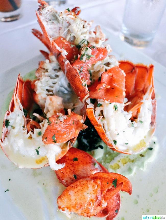 Where to Eat in Kauai: Merriman's Poipu, restaurant review on UrbanBlissLife.com