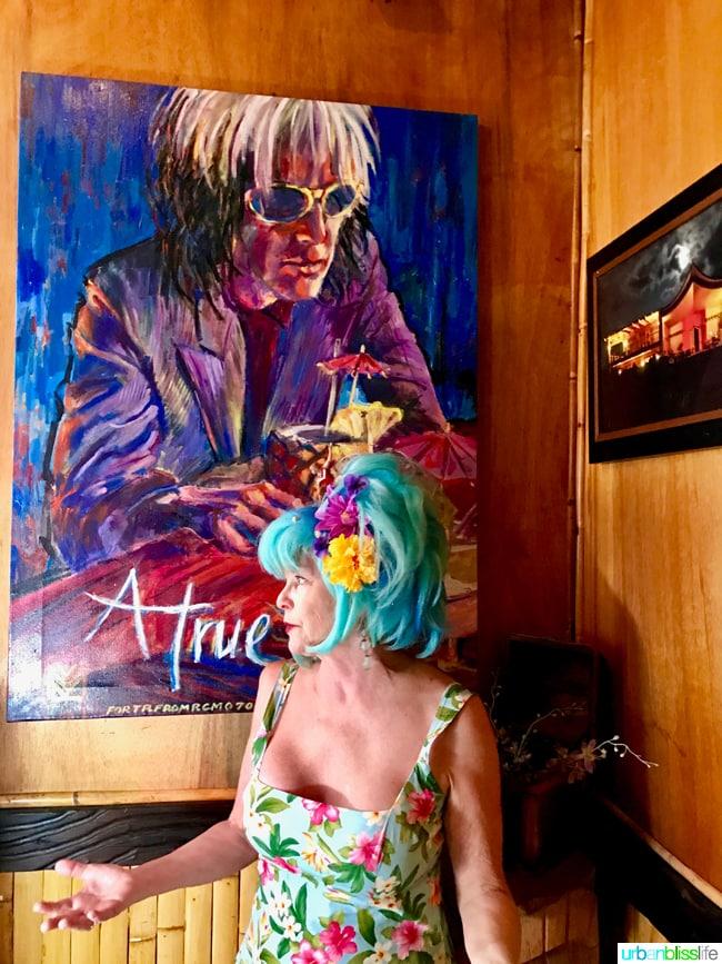 Where to Eat in Kauai: Tiki , restaurant review on UrbanBlissLife.com